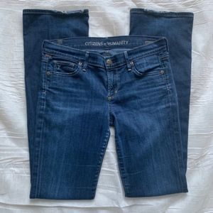 Citizen of Humanity Kelly Low Rise Boot Cut Jeans